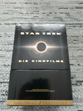Star Trek, Box, Die Kinofilme, 1997, VHS,