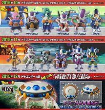 Banpresto Dragon Ball Z Freeza Special WCF World Collectable Figure 13 Set Japan
