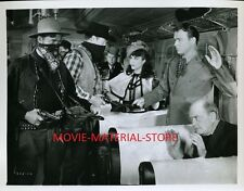 """Roy Rogers In Old Cheyenne 8x10"""" Photo From Original Negative #L7418"""