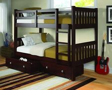 Modern Bunk Beds with Storage