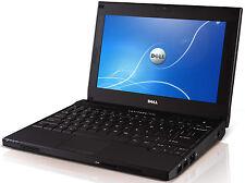 Lot of 10) Dell Latitude 2100 2110 2120 WINDOWS 7 Laptop Notebook Webcam Office
