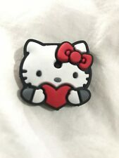 Hello Kitty Valentine Red Heart Loungefly Key Cap New Without Tag Fits Most Keys