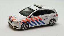 Herpa Mercedes B Politie NL 1:87