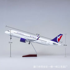 1/80 Air Macau A320neo Passanger Airline Plane Model Aircraft Airplane Toy