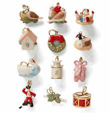 Twelve Days Of Christmas Ornaments.12 Days Of Christmas Ornament Sets Products For Sale Ebay