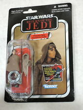 2012 Star Wars VC 88 Deleted Scene Blu-Ray PRINCESS LEIA SANDSTORM OUTFIT Figure
