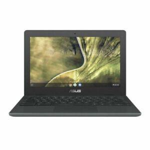NEW Asus Chromebook 11.6-inch Intel Celeron 4GB 32GB eMMC Chrome OS - DARK GREY