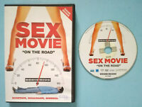 DVD Film Ita Commedia SEX MOVIE On The Road ex nolo no vhs cd lp mc (T3)