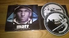 CD Hiphop Matt - Chant De Bataille +DVD (21 Song) UNIVERSAL / BARCLAY