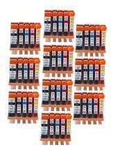 50 NON-OEM INK CARTRIDGE CANON PGI-270XL CLI-271XL PIXMA TS6020 TS5020 MG7720