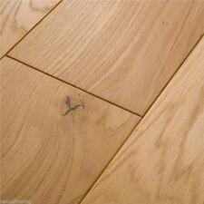 Engineered Click Lock Oak Oiled Wood Floor 15mm x 3mm x 189mm Real Flooring