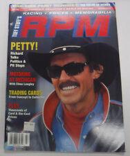 Tuff Stuff's RPM Magazine Richard Petty & Elmo Langley July 1996 081315R2