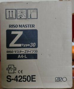 Riso masters 4520-E (2 rolls/carton)
