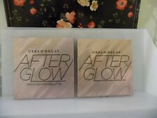 AUTHENTIC~Urban Decay AFTERGLOW HIGHLIGHTER PALETTE 4 Shades **READ DETAILS***