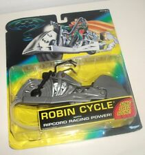 1995 Kenner Batman Forever ROBIN CYCLE Ripcord Racing Power BNOC MOC MIB MOSC