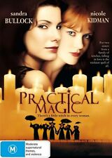 Practical Magic - Sandra Bullock - Nicole Kidman - New & Sealed Region 4 DVD