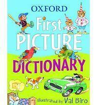 Good, Oxford First Picture Dictionary, Oxford Dictionaries, Book