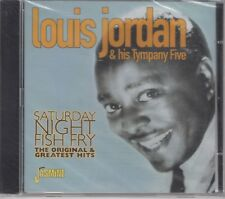 "Louis Jordan ""Greatest Hits"" NEW & SEALED CD 24 Tracks - 1st Class Post From UK"
