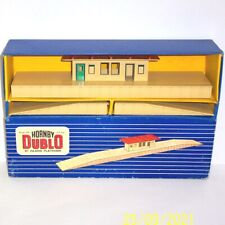 More details for hornby dublo d1 island platform 32102 in excellent condition with late issue box