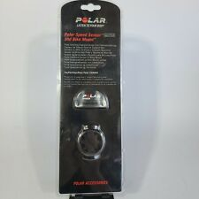 Polar Speed Sensor Wind  and Bike Mount New and Unopened  For CS600X