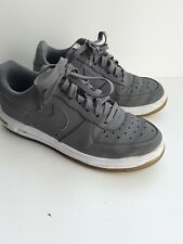 Mens Nike Air lunar force 1 Trainers Grey Lace Sport Size 6 footwear