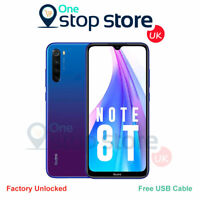 Xiaomi Redmi Note 8T 64GB Dual Sim 4G LTE NFC Unlocked Android Smartphone Mobile