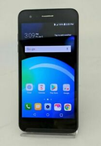 LG Phoenix 4 LM-X210APM - 16GB - Black (Locked)