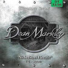 Dean Markley - Jeu de cordes électriques Nickel Steel Signature DT 13-56 - 2500B