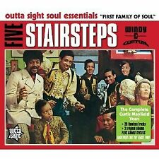 FIVE STAIRSTEPS - COMPLETE CURTIS MAYFIELD YEARS []  CD