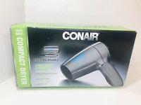 Conair 124TL 1 875-Watt Hair Dryer Gray