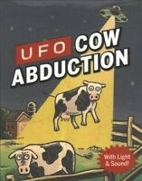 UFO Cow Abduction : Beam Up Your Bovine With Light and Sound!, Toy by Smirigl...