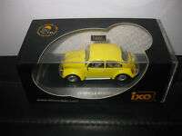 IXO 1:43 VW VOLKSWAGON BEETLE MEXICO 1985 YELLOW CLC021 OLD STOCK GREAT MODEL