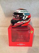 2017 Kimi Raikkonen 1/2 Helmet Scuderia Ferrari F1
