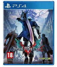 DEVIL MAY CRY 5 PS4 GIOCO PLAY STATION 4 ITALIANO VIDEOGIOCO EU NUOVO SIGILLATO