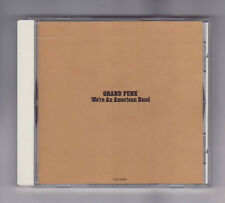 (CD) GRAND FUNK - We're An American Band / Japan Import / CP21-6030