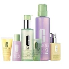 Clinique great skin everywhere type 1/2 Lotion+clarifying lotion 2+liquid soap