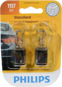 Tail Light Bulb-Standard - Twin Blister Pack Philips 1157B2