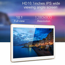 10.1 Inch Quad Core MTK6852 Chip IPS Screen 3G Phone Call Tablet 800*1280AR