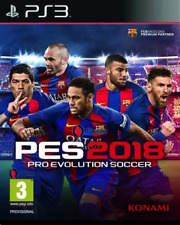 Pes 2018 - Ps3 | Donwload | Leer Descripción ( NO CD ) Digital