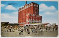 Atlantic City NJ The Ritz Carlton on the Boardwalk Postcard A10