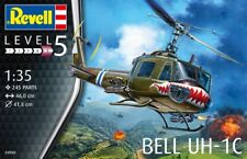 Bell Uh-1C Kit REVELL 1:35 RV04960