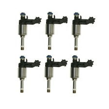 6 x OEM Fuel Injectors For Buick Enclave Chevrolet Chevy Traverse GMC Acadia