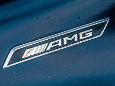 MERCEDES AMG Badge Emblema WING FENDER C450 gle450