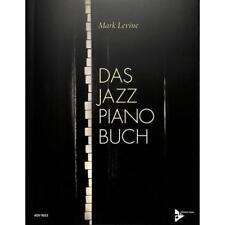 Mark Levine: Das Jazz Piano Buch, das umfangreiche Lehrwerk (Musiknoten) **