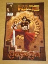 KADE SHIVA'S SUN #1 VARIANT COVER 2007 ARCANA STJEPAN SEJIC ASHOK BHADANA