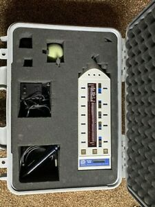 Larson Davis 800 B Sound Level Meter with Pelican 1500 Case-No Microphone