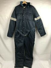 Fieldmaster One Piece Snowsuit Vintage Size Large (42-44) Snowmobile Coverall
