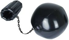 Fancy Dress Inflatable Ball And Chain Prisoner Inmate Blow Up Prop Stag Hen Do