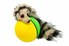 The Weasel Rolls Ball Interactive Cat Puppy Run Play Toys Dogs Love This Toy