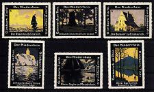 400061/ Reklamemarke -  H. von Gimborn A.G. - Gimborn Tinte - Serie: Niederrhein